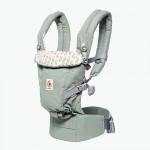 Ергономична раница за носене на бебе